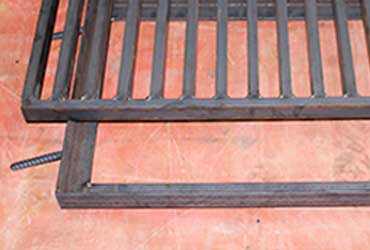 Storm Drain Grates For Sale Cast Iron Metal Steel Frame